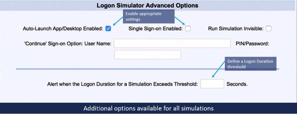 Logon Simulator