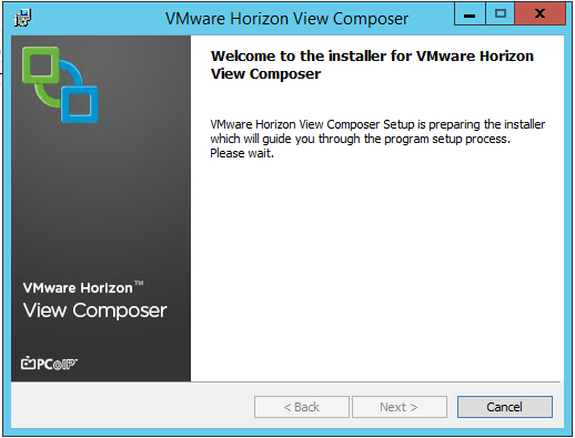 VMware Horizon View 6.0x to 6.1 upgrade: Composer