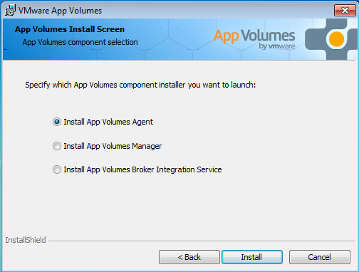 VMware App Volumes series: Creating an AppStack