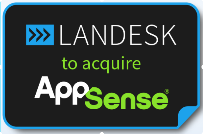 AppSense and LANDESK, what do they bring to the market?