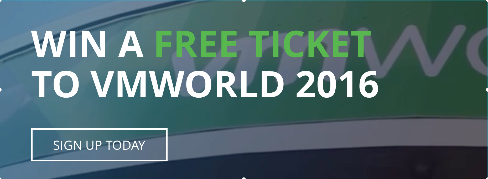 Win VMworld Tickets – One shot at them all!