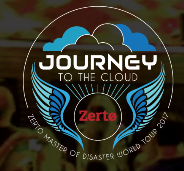 Zerto – journey to the cloud party