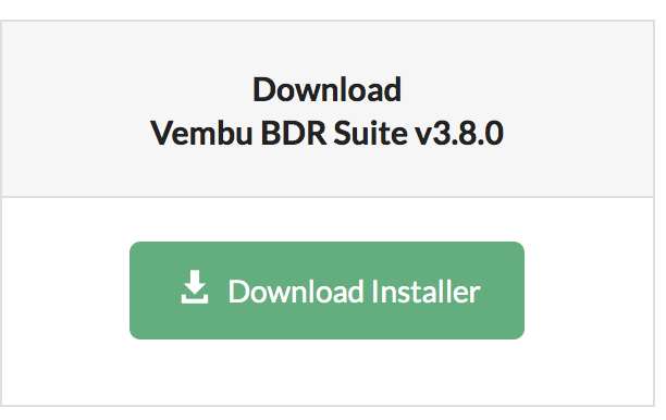 Vembu BDR suite – Unlimited features for Limited environment