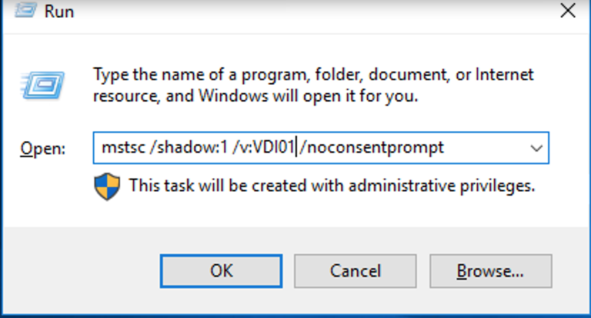 What if… What if I want to shadow you, watch you computer screen without you knowing?